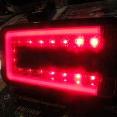 ☆スモール点灯時/LED&チューブ