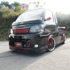 Novel-SP:HIJET TRUCK(S201系)