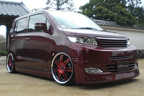 WAGON R(STINGRAY-MH23S)