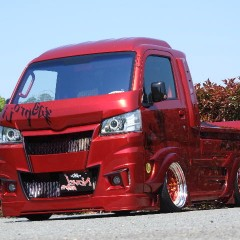Novel:CUSTUM HIJET TRUCK(S500系)