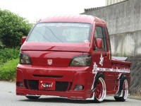 Novel:CUSTUM HIJET TRUCK(S200系)