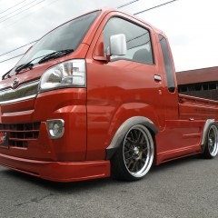 Novel:HIJET TRUCK(S500系)
