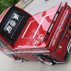 軽トラック 改造 ハイゼット