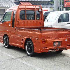 軽トラック 改造 ジャンボ