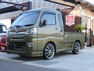 軽トラカスタム/カストラ・S510Pハイゼットジャンボ