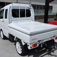 軽トラカスタムトラック/CUSTRK・DA16Tスーパーキャリィコンプリート