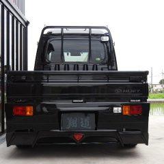 軽トラック 改造 ハイゼット ジャンボ